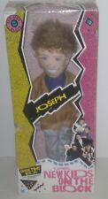 New Kids on The Block Show Time Kids Plush Stuffed Doll Joseph McIntyre Nib Vtg