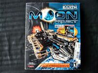 Moon Project (PC, 2001) - Big Box - Complete in Box - CIB with Strategy Guide!