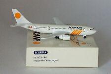 Schabak Airbus A300B4-120 Scanair 2ème vérsion en 1:600 echelle en 1:600 Echelle