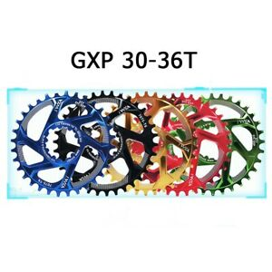 4 Colors Sprockets Bicycle For GXP crank Lightweight MTB CNC Chainring Useful