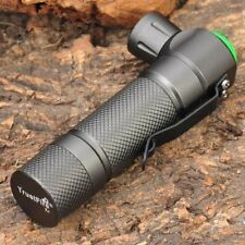 TrustFire Z2 Cree XPE R3 280LM 5-Mode Memory LED Flashlight Torch Lamp Grey