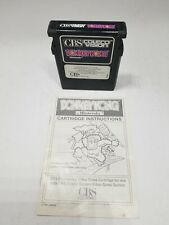 Donkey Kong (Colecovision, 1982) CBS PAL  Version Cartridge & Manual NEW C7