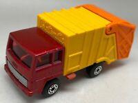 Matchbox Lesney Superfast No 36 Refuse Truck / Bin Lorry - Near Mint