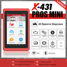 2020 Version X431 LAUNCH Pros Mini OBD2 Automotive Scanner ECU Coding Scan Tool
