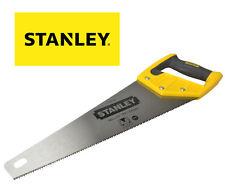 """Stanley 15 """" 380mm Boîte à outils 7TPI COUPE fixation pour de bois Scie manuelle"""