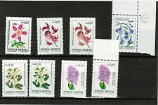 (1983-5) Regular issues. Flowers. MNH stamps.Excellent condition.