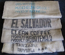 50 Used  Coffee Sacks - Free Delivery