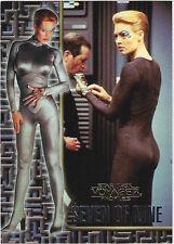 TC Star Trek Voager Profiles Seven of Nine 8 of 9