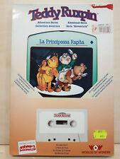 Teddy Ruxpin La Principessa Rapita Serie Avventura N°006 Wonderland
