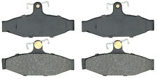 Rr Semi Met Brake Pads  ACDelco Advantage  14D413MH