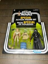 "Star Wars ""CAVE OF EVIL"" Special Action Figure Set 3.75"" BRAND NEW!  Exclusive"