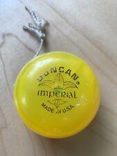 duncan imperial yoyo vintage