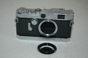 Canon-VT DeLux Vintage 1957 Japanese Rangefinder Camera. 559936. Service UK Sale