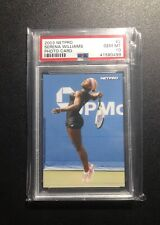 2004 NETPRO SERENA WILLIAMS Tennis Photo Card PSA 10 GEM MINT