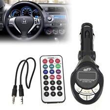 4in1 lettore MP3 dell'automobile FM Modulator trasmettitore USB SD CD MMC Remote