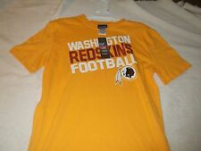 NEW WASHINGTON REDSKINS T-SHIRT BOYS XL 18-20
