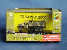 WW2 1:144 Scale Wargame Diorama US Army 2.5 Ton GMC 6x6 Military Truck NMT 423