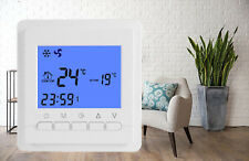 16A Digital Heating Room Thermostat Infrared Panel Heater Temperature Controller