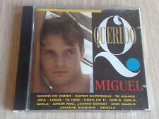 MIGUEL BOSE' - QUERIDO MIGUEL - RARO CD IN SPAGNOLO