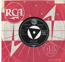 "Floyd Robinson - Makin Love 7"" Single 1959"