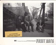 fruit bats limited edition press kit sub pop
