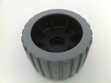 BOAT TRAILER WOBBLE ROLLERS - GREY/BLACK - AUSTRALIAN MADE