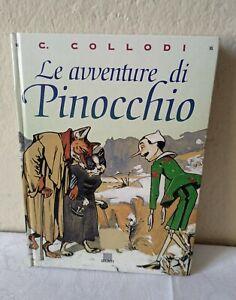 Libro Le Avventure Di Pinocchio Giunti