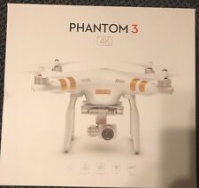 DJI Phantom 3 4K WiFi Quadcopter 4K Video Drone (DJI Refurbished Unit)