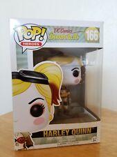 POP Funko Harley Quinn DC Comics Bombshell # 166