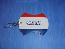 Vintage American Tourister Luggage Name Identification Tag