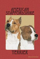 Pipsqueak House Flag - American Staffordshire Terrier 49997