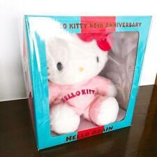 Sanrio Hello Kitty Imbalsamato Giocattolo 45th Anniversario Ancora Non For Sale