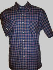 NEW! XSmall MODERNACTION Blu Tart Shirt Ben Skinhead Mod Oi Ska Sherman Lonsdale