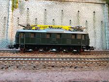 MARKLIN 3024 HO - Locomotive type 1D1 E 18 ep III DB (E1835) livrée verte