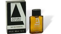 "Azzaro - ""Azzaro pour Homme"" Parfum Miniatur 7ml EdT Eau de Toilette mit Box"