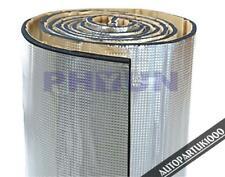 One Roll Aluminum Self-Adhesive Sound Deadener Heat Barrier Mat Flame Retardant