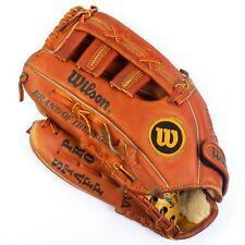 "Wilson Staff Pro Left Hand Throw Baseball Glove A2076 Premium Cowhide 11"""