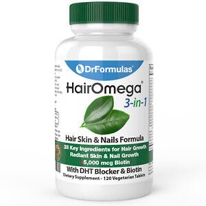 Hairomega 3-In-1 New Formula - Up to 20% Off multibuy