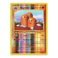 Pokemon XY Evolutions Dugtrio 56/108  Rare - Reverse Holo Card