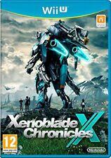 Xenoblade Chronicles X Wii u Nintendo WiiU