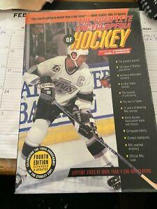The Complete Encyclopedia of Hockey by Zander Hollander 1993