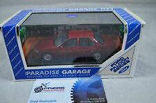 1:43 Paradise Garage Ford Falcon Futura EF Cardinal Red Metallic Die Cast model