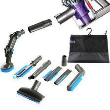 Car Cleaning Kit & Spare Tool Attachment Accessories for Dyson DC58 DC59 Vacuums