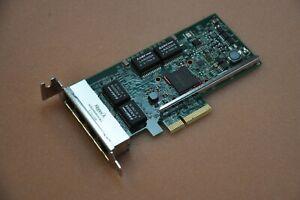 Dell Broadcom 5719 1Gb PCIe x4 Quad Port Network Interface Card (NIC) DP/N YGCV4