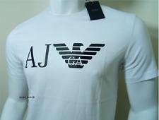 Summer Men's T-Shirt Armani Jeans Short Sleeve T-Shirt **
