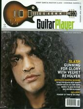 2004 Guitar Player Magazine: Slash Velvet Revolver/Fender '57 Twin/'54 Strat