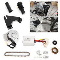 24V36V Electric Bike Conversion Kit Electric Bicycle DC Motor 450W +Mounting