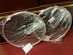 700c Road Wheel Set 36h Narrow Quick Release Shimano RS300 Hubs