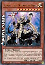 ARON, THE OGDOADIC KING • (Aron, Il Re Ogdoadico) • Ultra R • ANGU EN007 Yugioh!