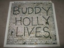 BUDDY HOLLY/CRICKETS 20 Golden Greats RARE SEALED SS New Vinyl LP 1980 MCA-3040